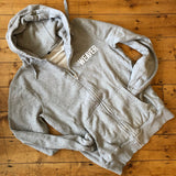 WEAVER Zip Up Hoodie - 100% Organic Fairtrade Cotton