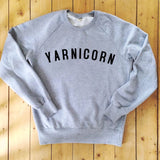 YARNICORN Sweatshirt - 100% Organic Fairtrade Cotton -