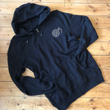 Yarn Ball  - Zip Up Hoodie - 100% Organic Fairtrade Cotton