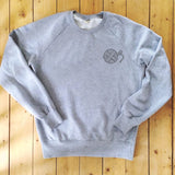 Yarn Ball  - Sweatshirt - 100% Organic Fairtrade Cotton