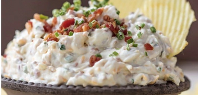 Bacon & Onion Savory Dip Mix - Elizabeth's Gourmet