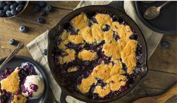 Blackberry Cobbler Sweet Dip/Dessert Mix