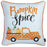 "Fall Season Thanksgiving Pumpkin Spice Decorative Throw Pillow Cover 18""x 18"" (2 pcs in set)"
