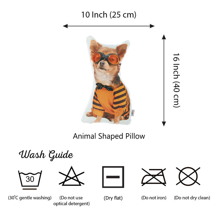 Animal Shaped Pillow Dog Shaped Pillow