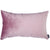 Velvet Blush Pink Decorative Throw Pillow Cover Home Decor 14''x 21''