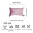 Velvet Blush Pink  Decorative Throw Pillow Cover
