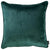 Velvet Dark Emerald Green Decorative Throw Pillow Cover Home Decor 18''x 18''