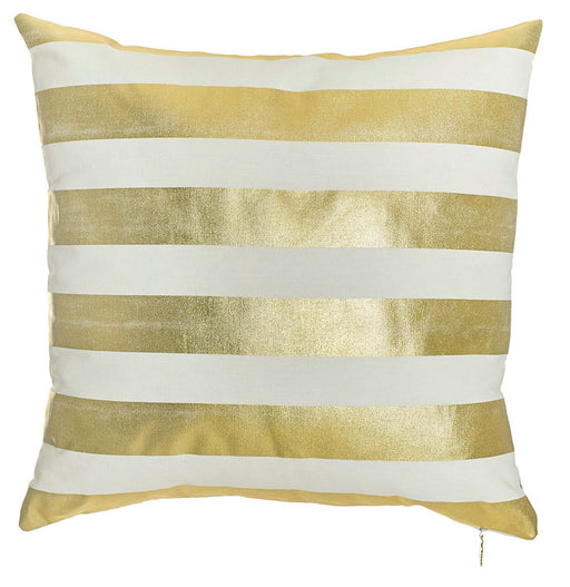 Happy Square Stripes Printed Decorative Throw Pillow Cover Home DŽcor Pillowcase