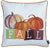 Fall Season Thanksgiving Festive Square Printed Decorative Throw Pillow Cover 18''x 18''