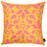 "Ikat  Orange Decorative Throw Pillow Cover Printed Home Decor 18""x18"""