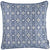 Jacquard Aristo Blue Decorative Throw Pillow Cover