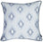 Jacquard Chic Grey Decorative Throw Pillow Cover Home Decor 17''x 17''