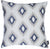 Jacquard Chic Decorative Throw Pillow Cover Home Decor 17''x 17''