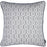Jacquard Circle Decorative Throw Pillow Cover Home Decor 17''x 17''