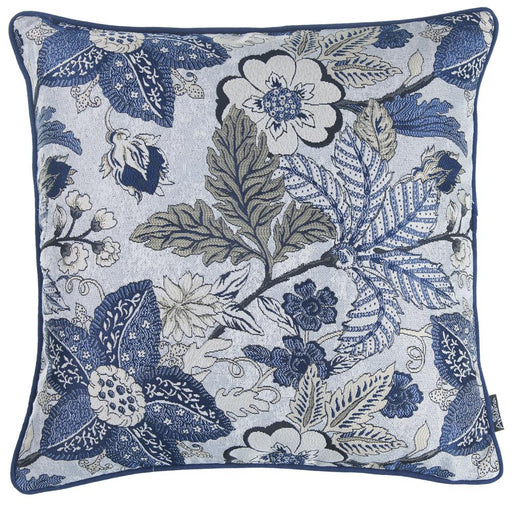 Jacquard Forest Sky Decorative Throw Pillow Cover Home Decor 17''x 17''