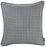 Jacquard Grey Decorative Throw Pillow  Cover Home Decor 17''x 17''