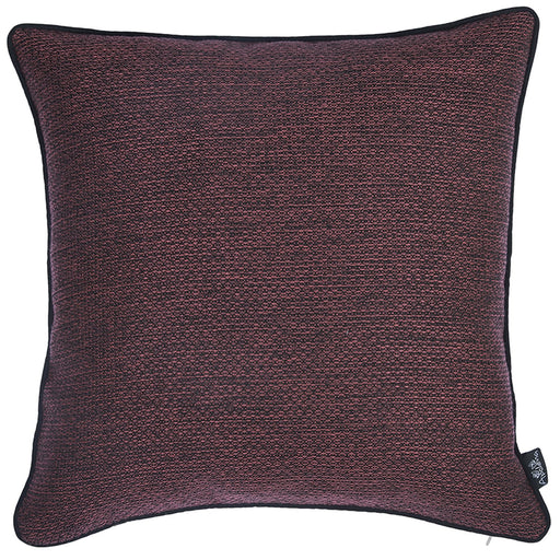 Jacquard Minimal  Decorative Throw Pillow Cover Home Decor 17''x 17''