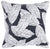 Tropical Squarel Plant Printed Decorative Throw Pillow Cover Home Decor Pillowcase 18''x 18''