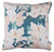 Flower Square Spring Printed Decorative Throw Pillow Cover Home Decor 18''x 18""