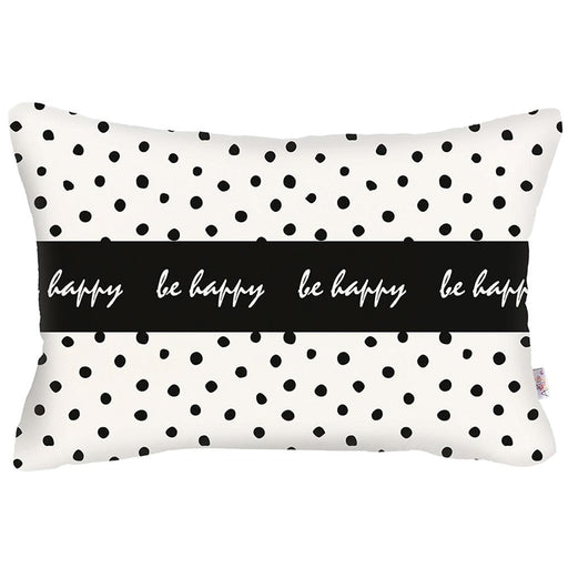 "Scandi Retangle Dots Printed Decorative Throw Pillow Cover Home DŽcor Pillowcase 12""x20"""