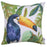 "Tropical Square Parrot  Printed Decorative Throw Pillow Cover Home Decor 18 ""x 18"""