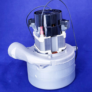 3 Stage Tangential Bypass Vacuum Motor
