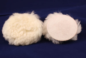 3 Inch Lambs Wool Polish Pad