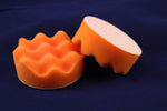 3 Inch Orange Foam Cut Pad