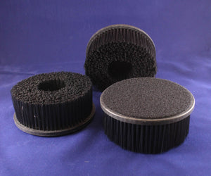 Rotary Shampoo Brushes, 5 inch