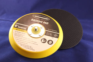 "6"" Hook & Loop Backer Pad For Palm Orbital"