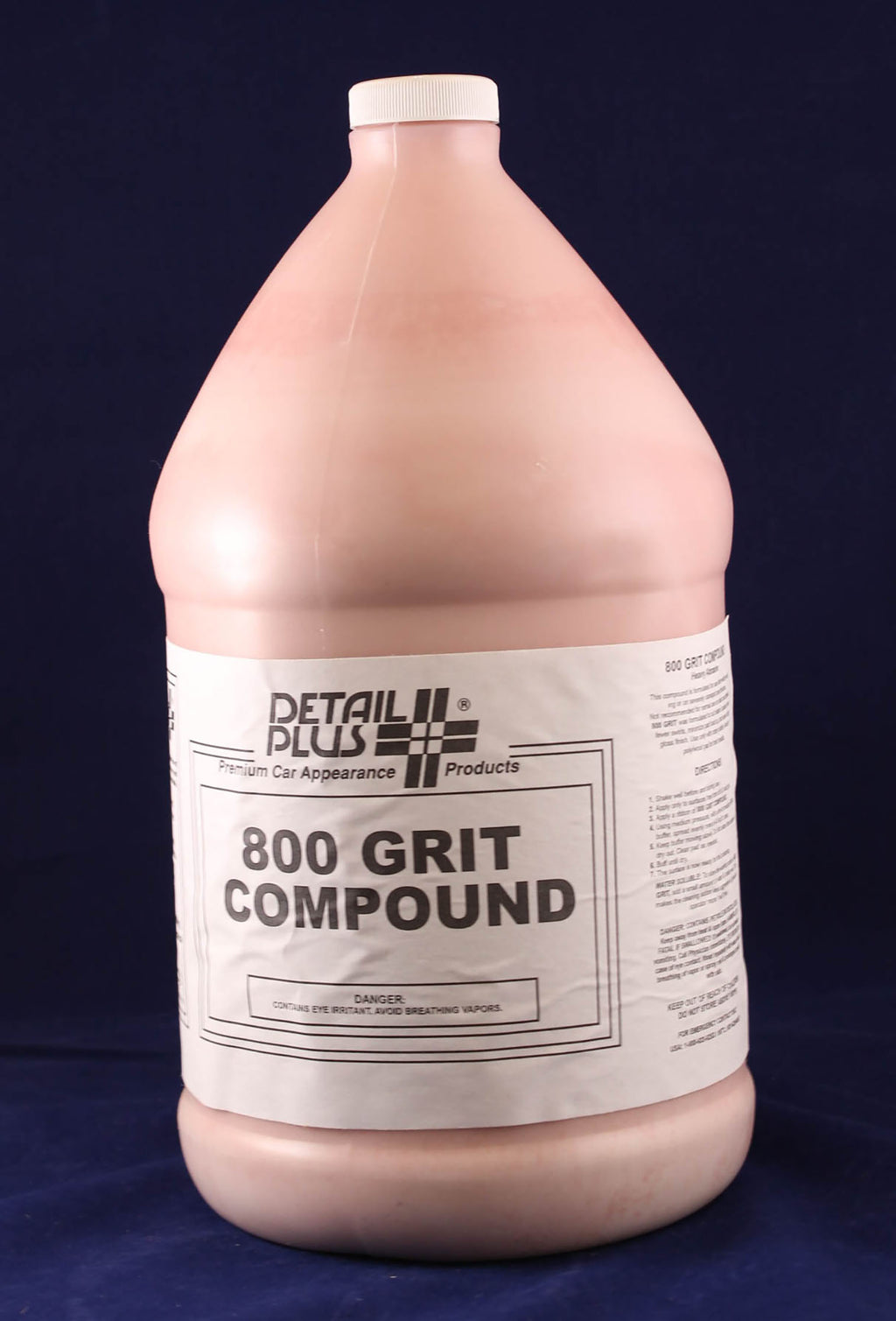 Detail Plus 800 Grit Compound