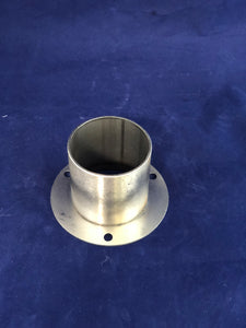 3 holed stainless steel Inlet