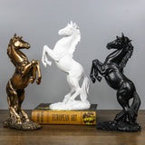 Nostalgic Horse Statues, Figurines, Ornaments, Crafts Home Decoration, Accessories and Creative Business and Wedding Gifts
