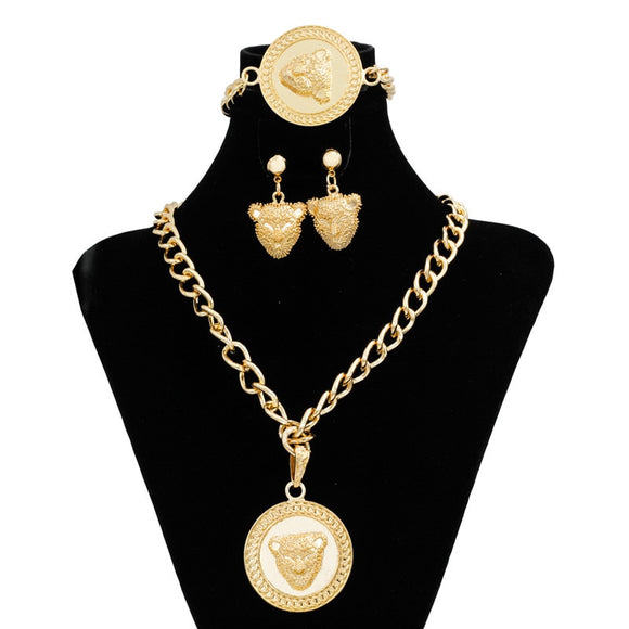 18 K Gold plated Jewelry Sets