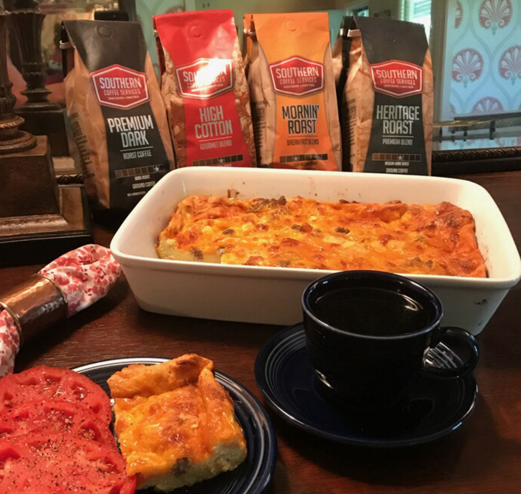 Southern Football, Coffee and Casseroles!