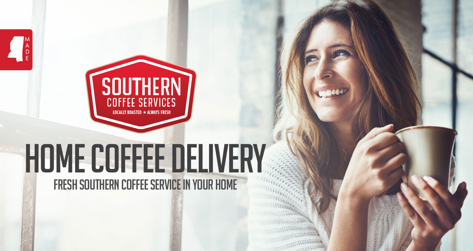 Fresh Southern Coffee Delivered In Your Home