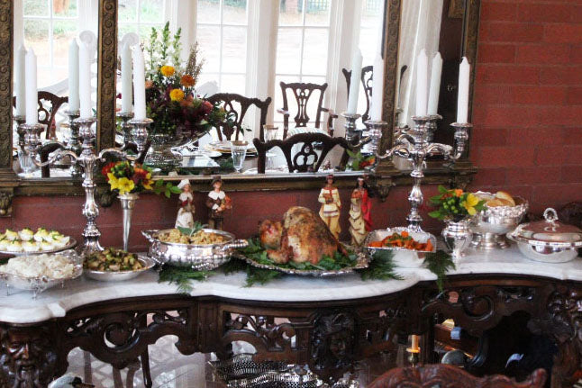 Sweet Southern Thanksgiving Traditions