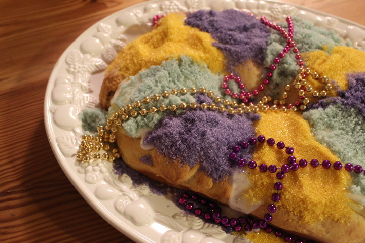 It's king cake season, yall!