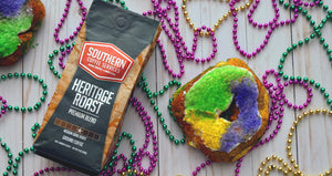 King Cakes and Coffee