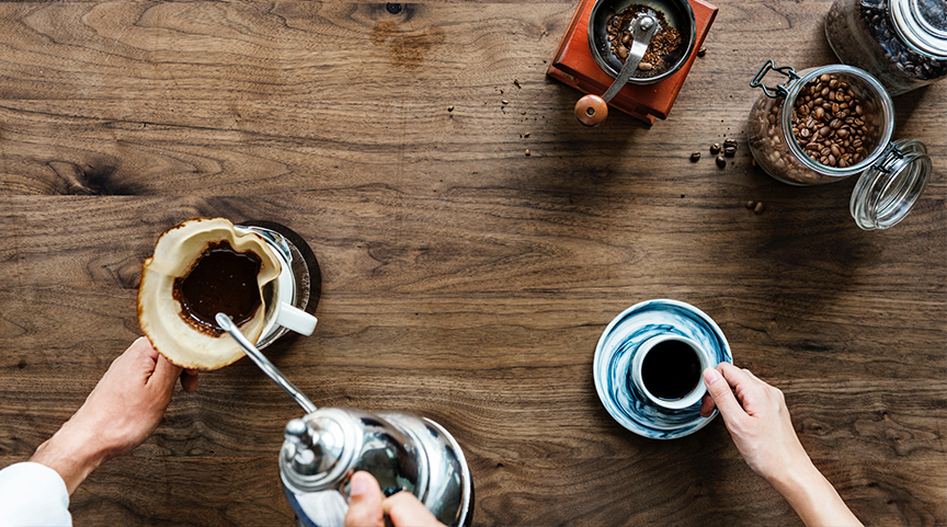 Addicted to Coffee? Us Too. 6 Reasons We Just Love It