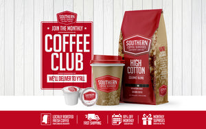 Coffee Club, home delivery, k cups, fresh coffee