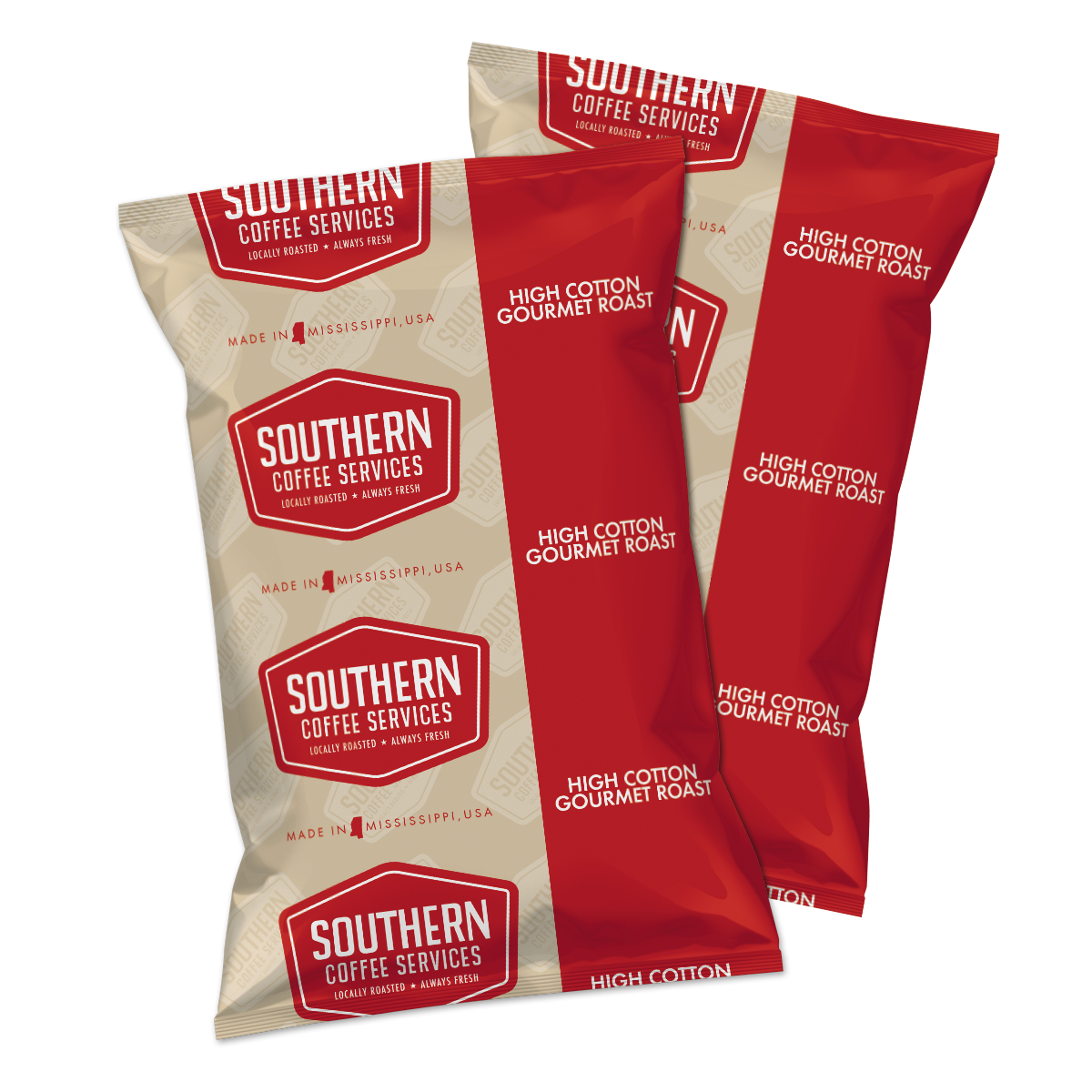 High Cotton Roast Pre-Portioned Packets