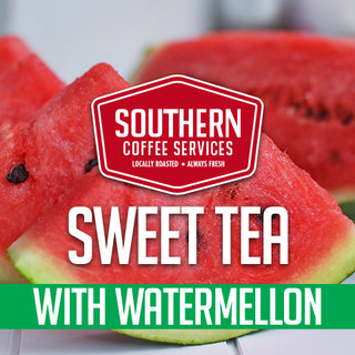 Pre-Sweetened Tea Packs - Sweet Tea with Watermelon - Case of 8