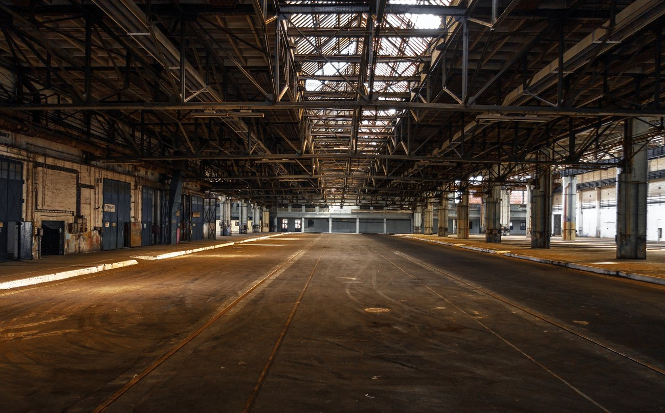 Photo of Southern Coffee Services future manufacturing location, the kickernick