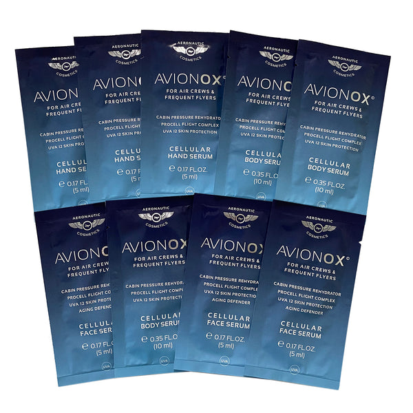 Avionox Sample Pack