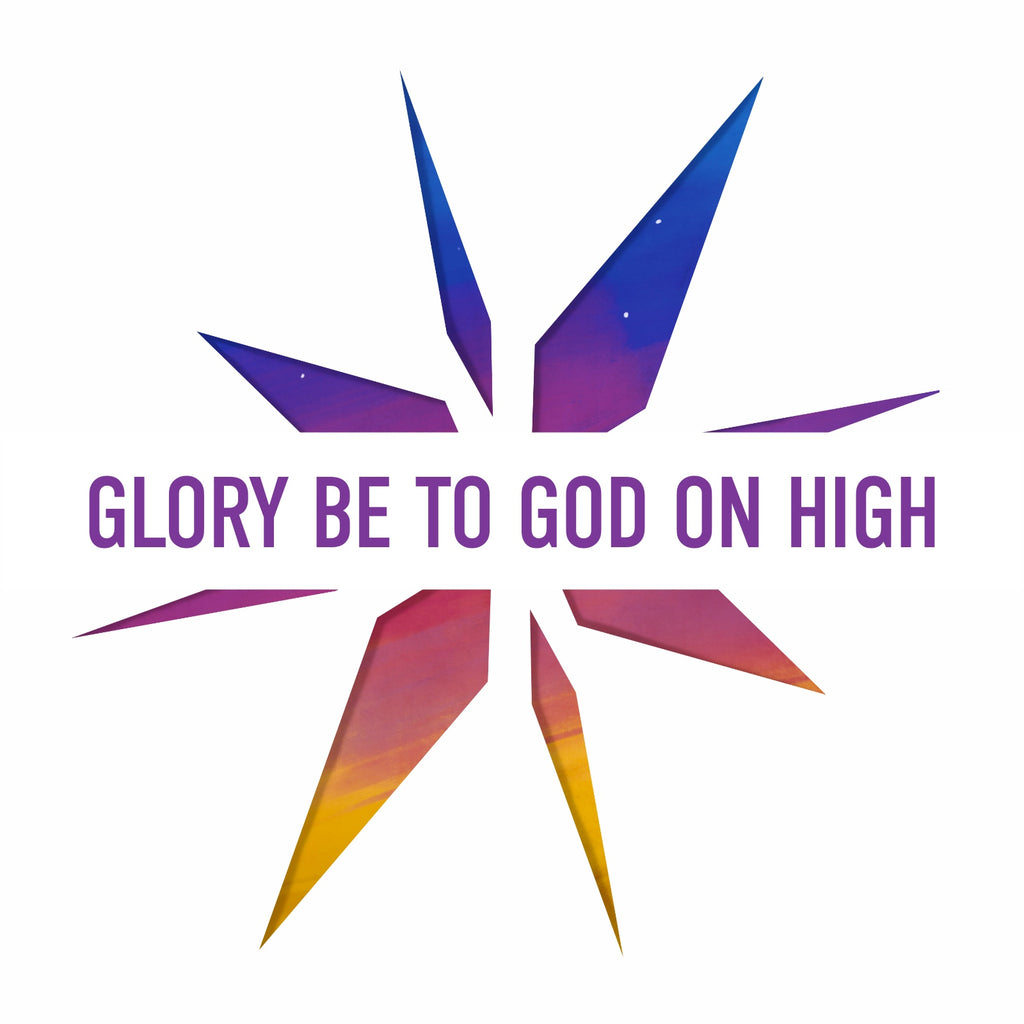 Glory Be to God on High (backing track)