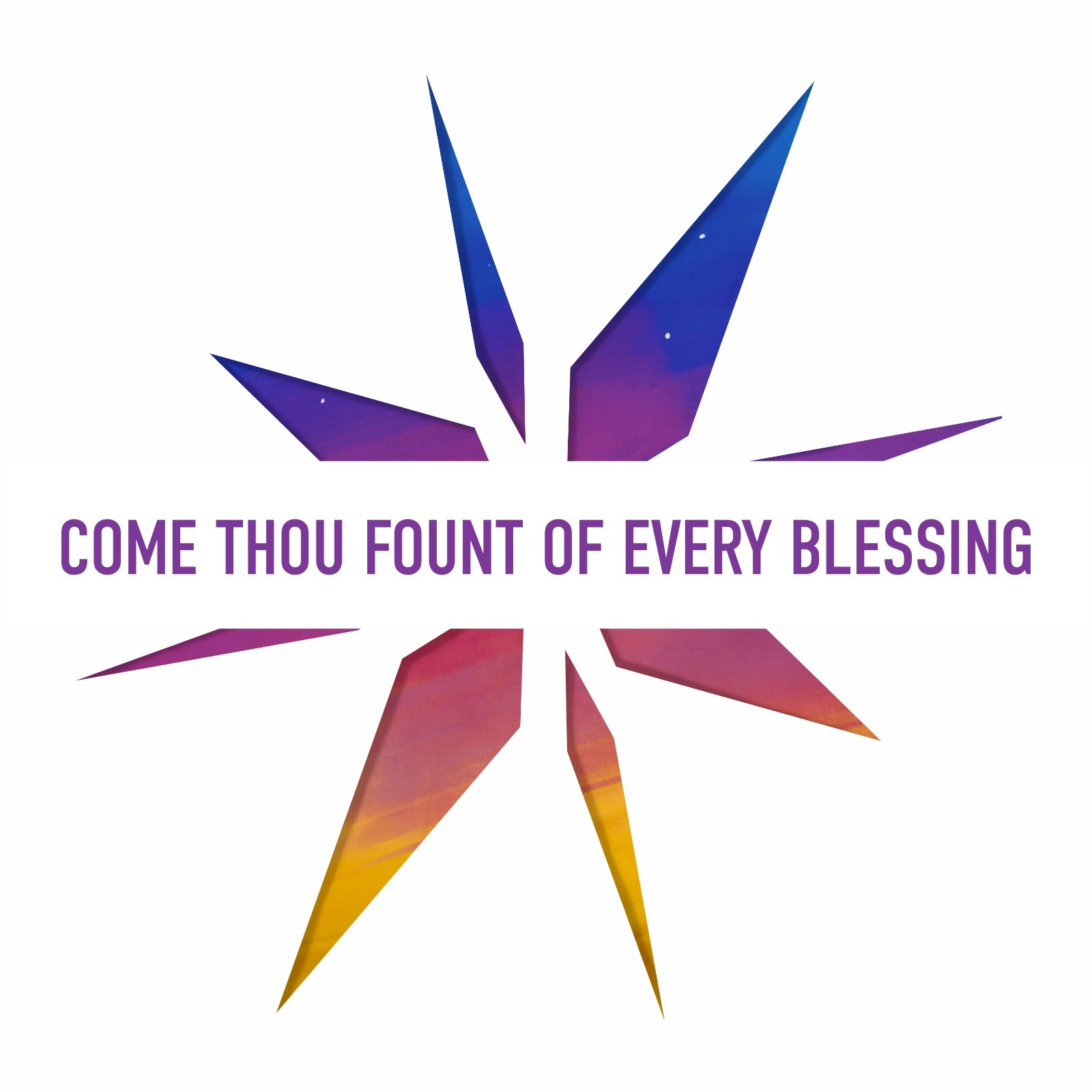 Come Thou Fount of Every Blessing (backing track)
