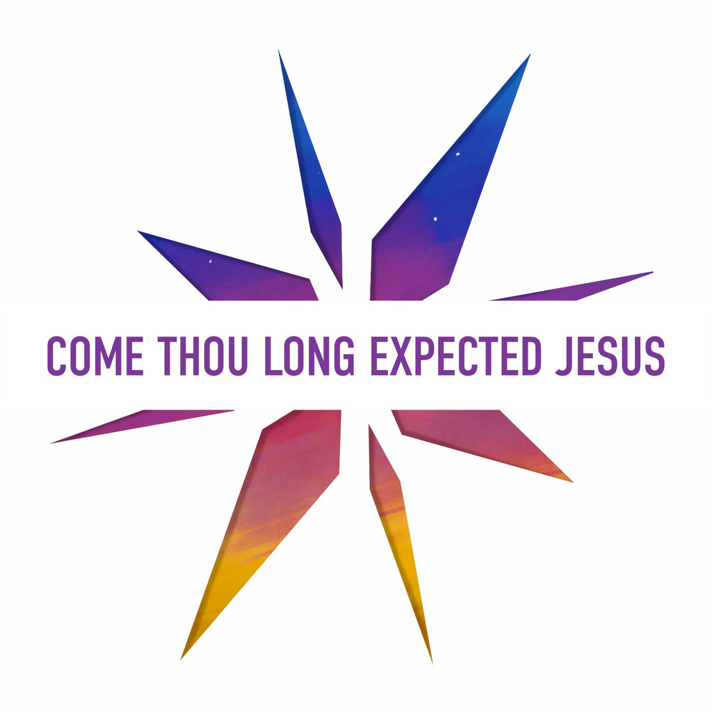 Come Thou Long Expected Jesus (backing track)
