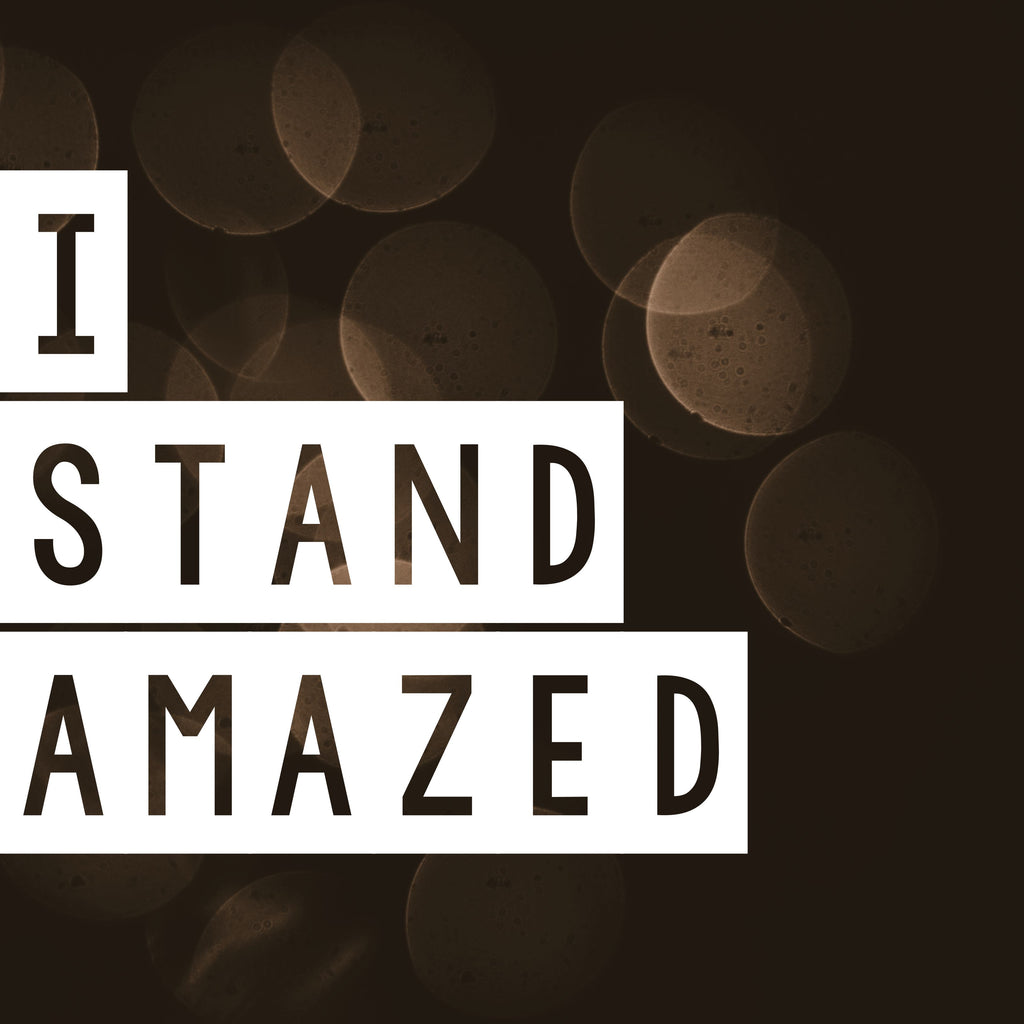 I Stand Amazed Backing Track