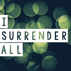 I Surrender All (backing track)